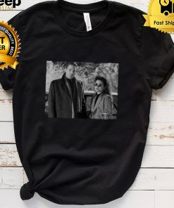 National Lampoons Christmas Vacation Todd And Margo Portrait T shirt