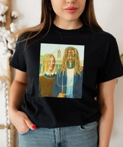 Rob and Wife Zombie Halloween shirt